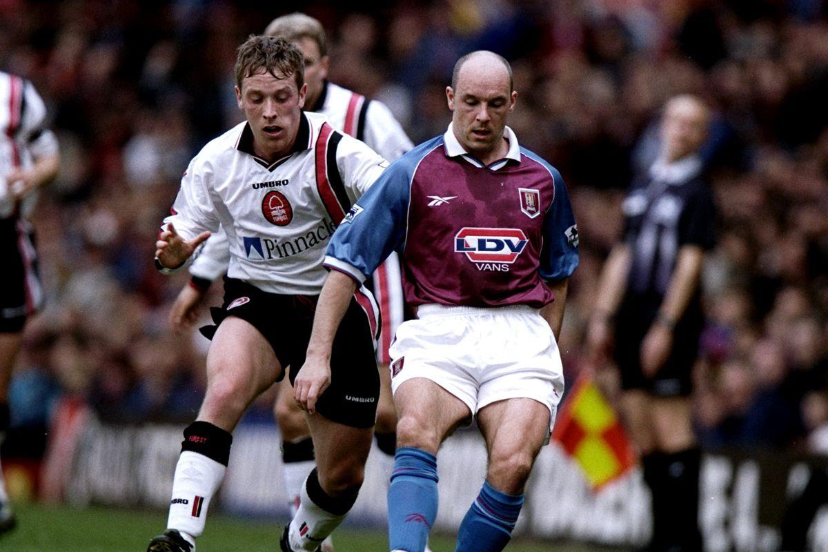 Aston Villa and Forest's last clash, in 1999