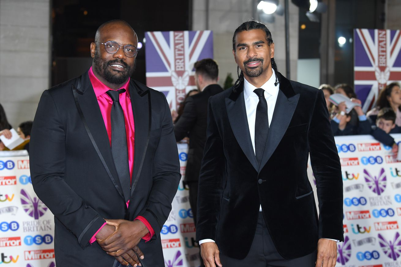 1184063474.0 - Haye: There are 'amazing options' out there for Chisora