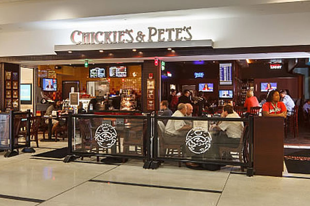 Chickie's and Pete's is in hot water again.