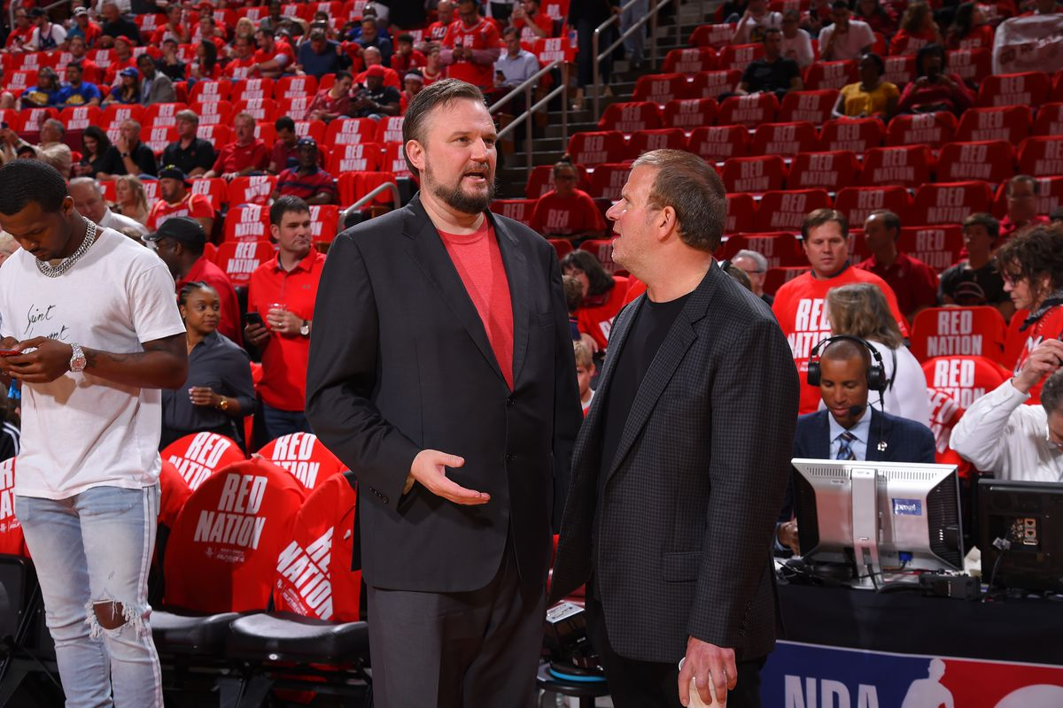Western Conference Semifinals - Golden State Warriors v Houston Rockets