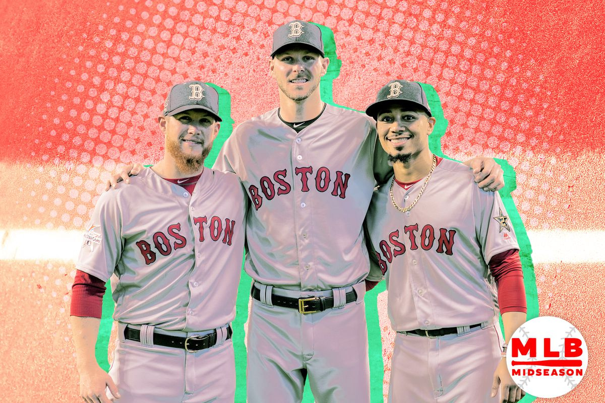 a247ff3abfd The 2018 Boston Red Sox Might Be the Best in Franchise History - The ...
