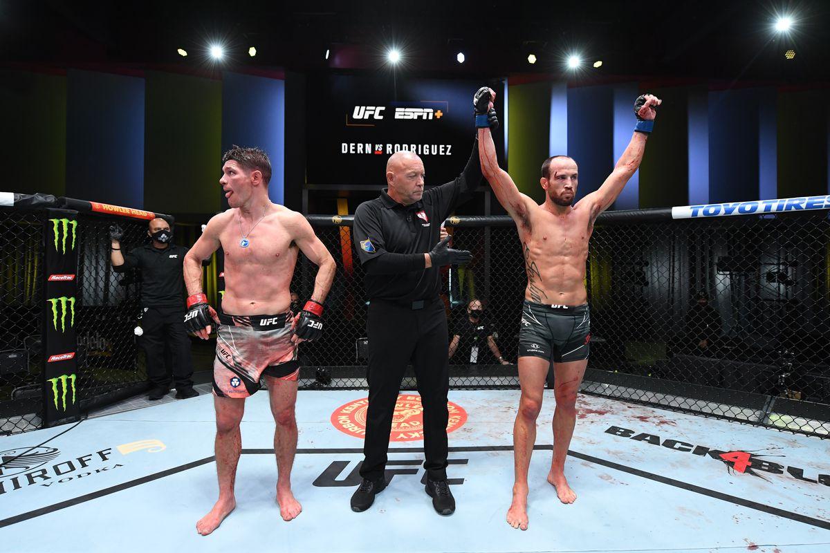 UFC Fight Night: Rosa v Jackson