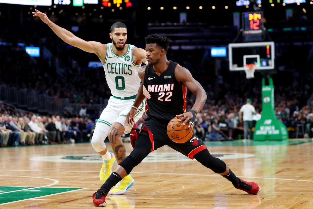 Heat Vs Celtics Tv Schedule Channel Time Odds Picks Live Stream For Eastern Conference Finals Matchup Draftkings Nation