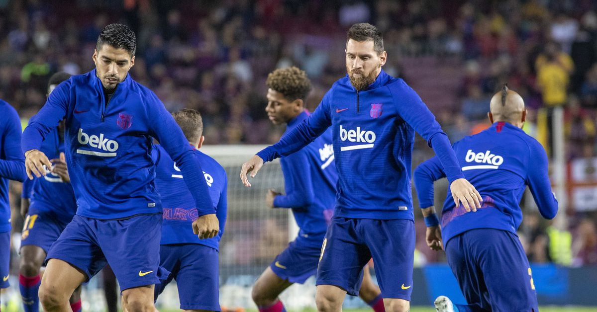 Time for a magnificent seven from Barcelona