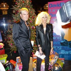 David and Phillipe Blond of the Blonds
