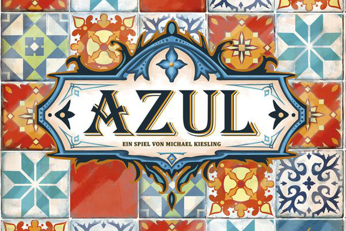 The Best Board Game Of 2018 Was Azul Vox