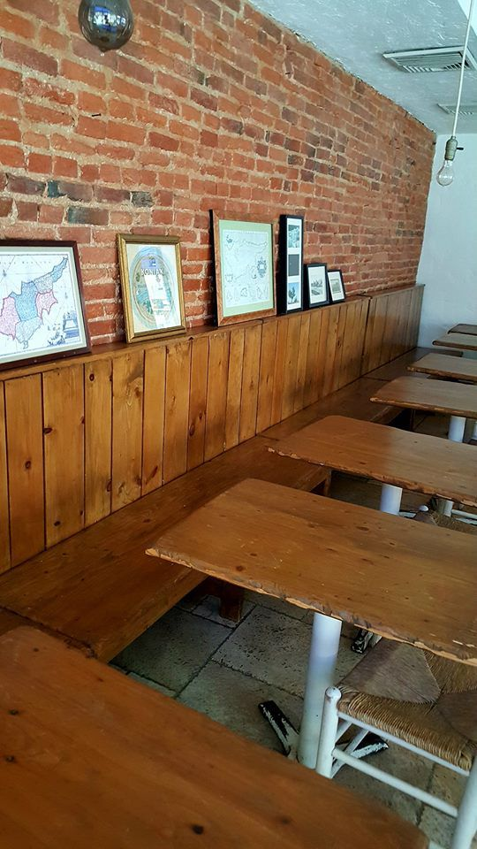 """Kanella Grill's """"refreshed"""" interior"""