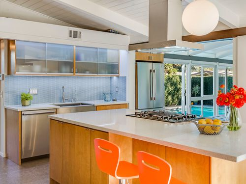 refurbished cliff may house with a pool asks 906k in long beach - Mays Kitchen