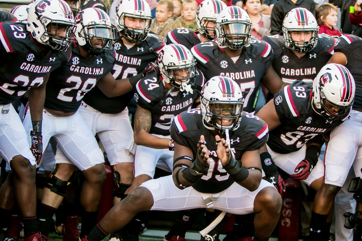 SEC Power Poll, Week 12: Gamecocks bowl over Catamounts ...