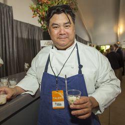 Acadia chef/owner Ryan McCaskey