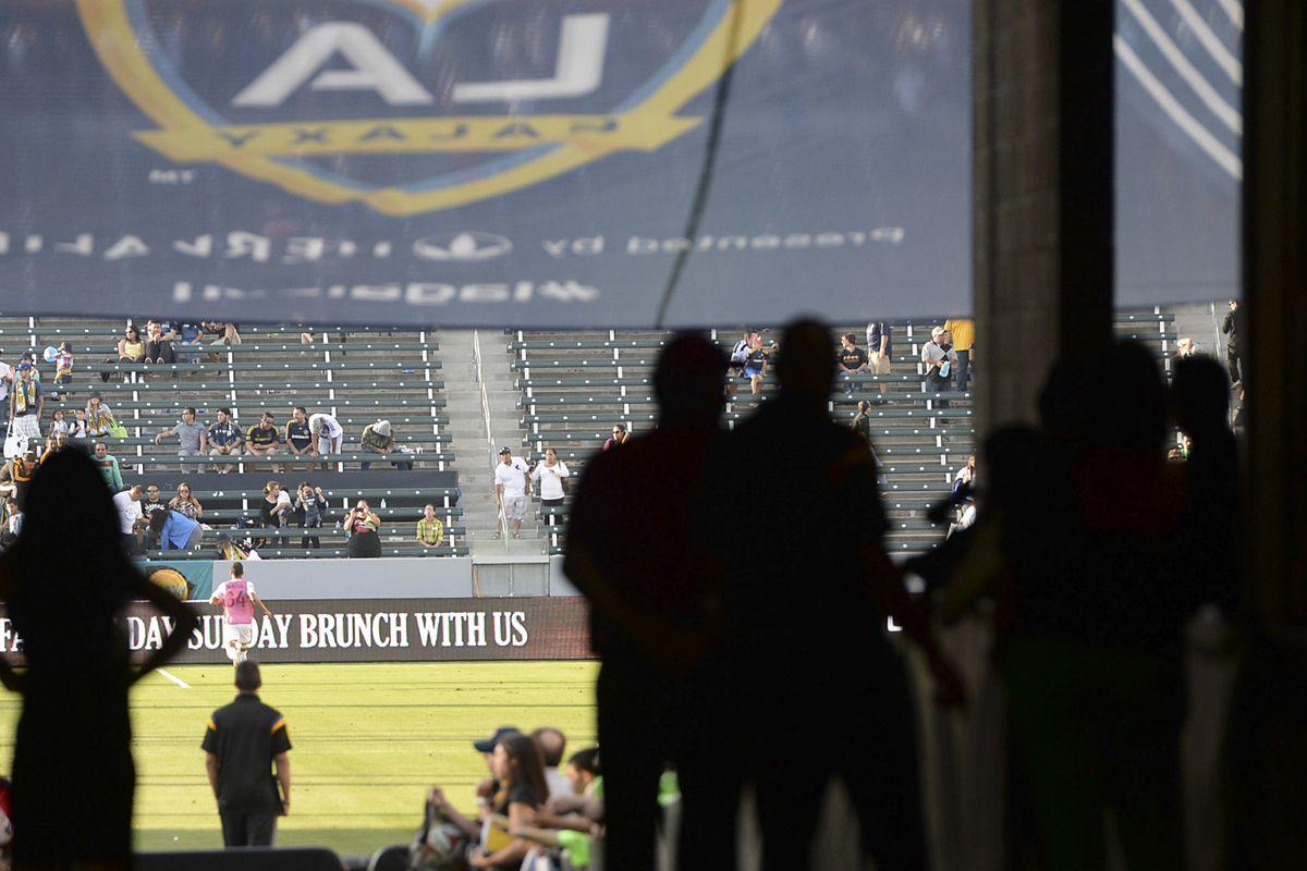 Dark days in MLS