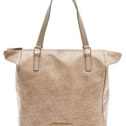 """<a href=""""http://www.shopbop.com/take-ozzie-tote-marc-by/vp/v=1/845524441941780.htm?folderID=2534374302029428&fm=whatsnew-shopbysize&colorId=13761"""">Marc by Marc Jacobs tote</a>, $ 228"""