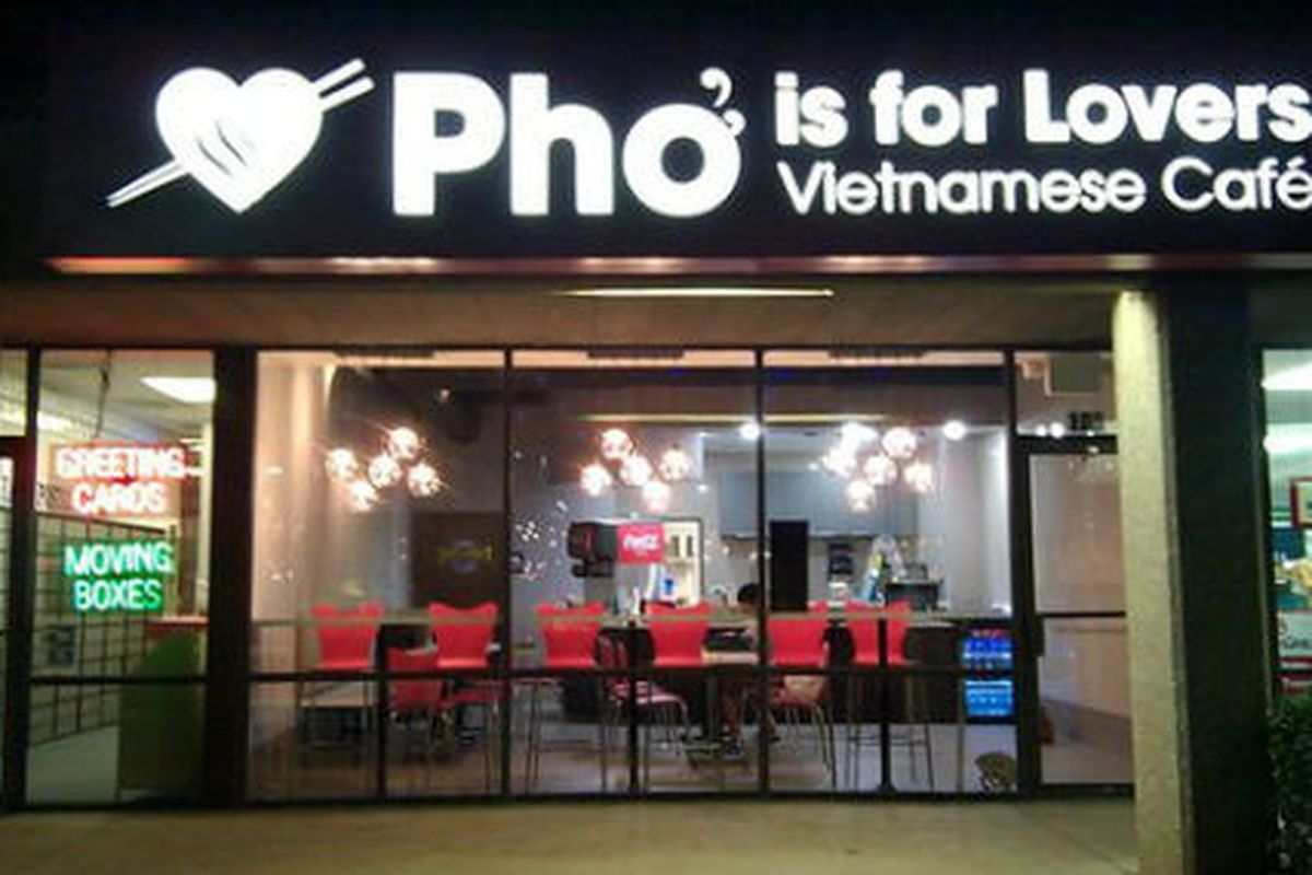 Pho is for Lovers has expanded with a second location.