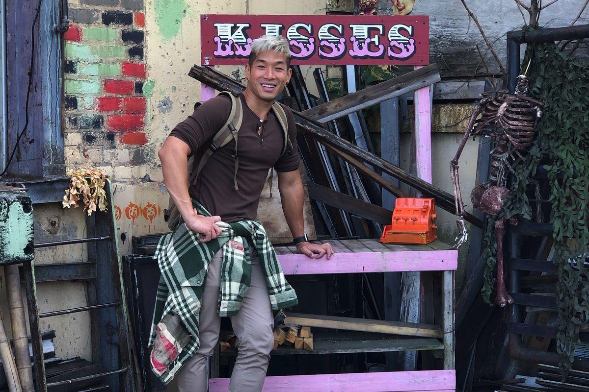 Chef Jon Kung
