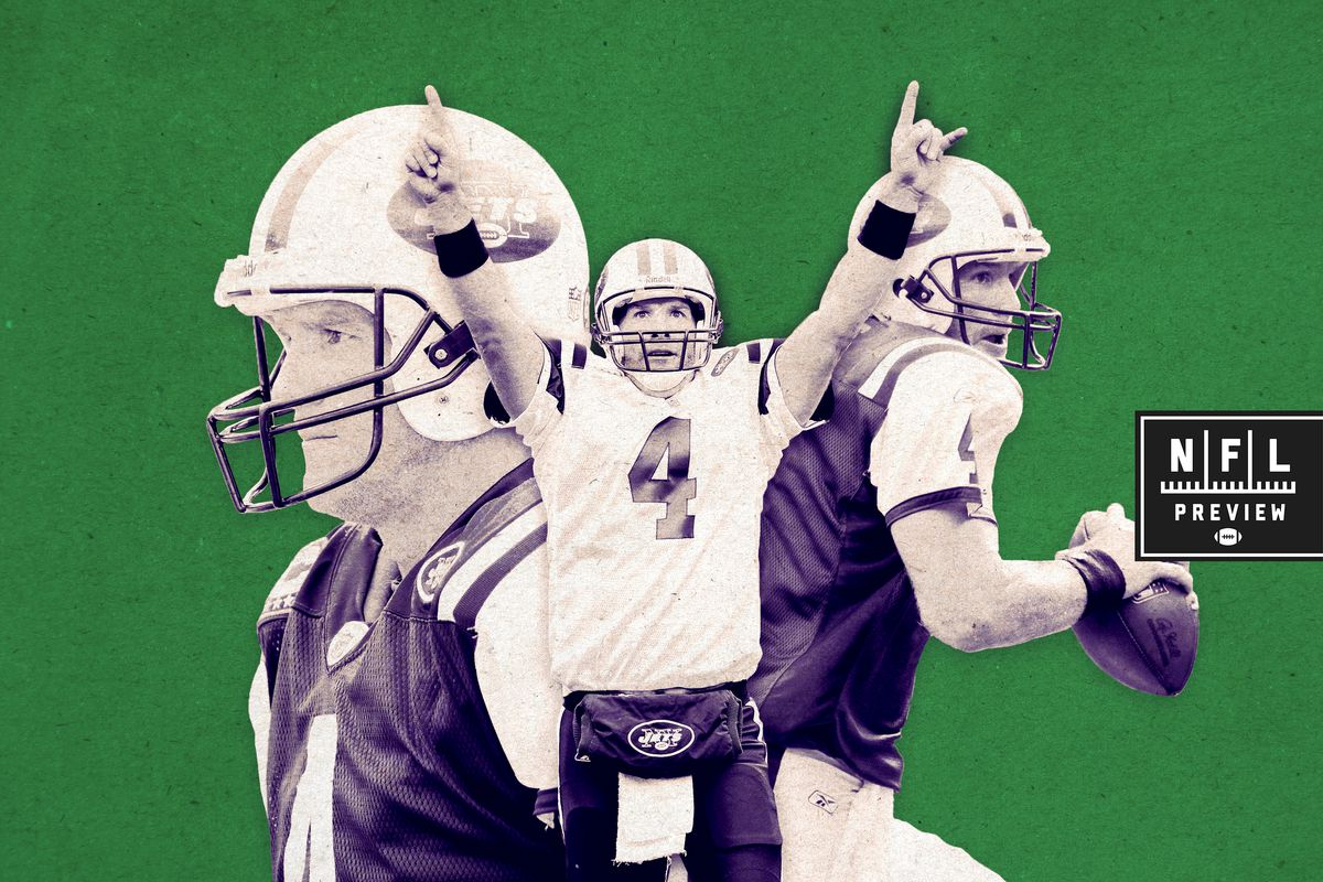 Brett Favre Was Better With the Jets Than You May Remember The Ringer  free shipping