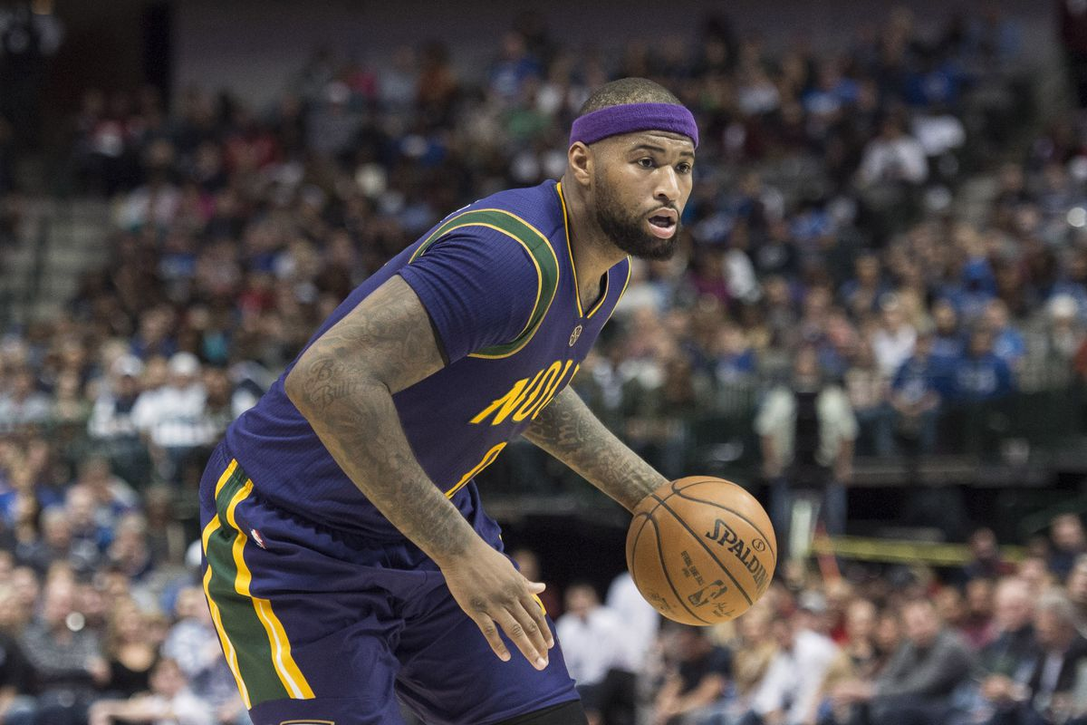 c11d887aec3 Dallas Mavericks are real threat to sign DeMarcus Cousins in 2018 NBA free  agency