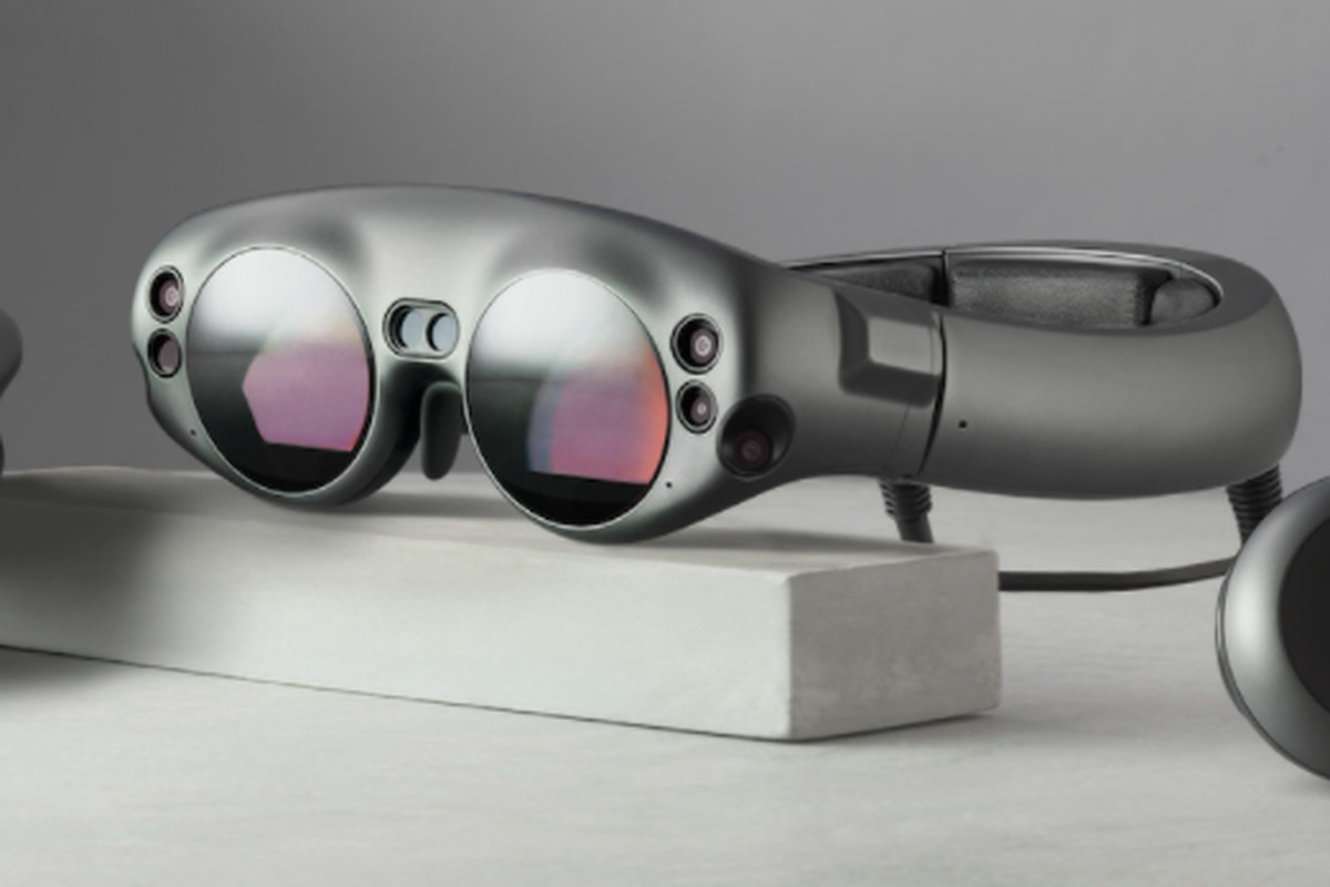 Magic Leap is shipping its first headset this summer - The Verge