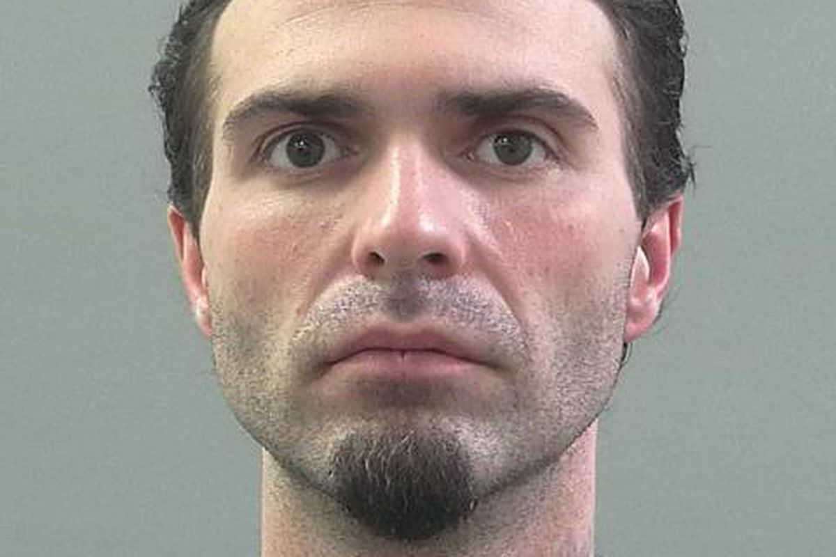 Joshua Lee Kendall is accused of using postcards to distribute drugs in Weber County Jail.