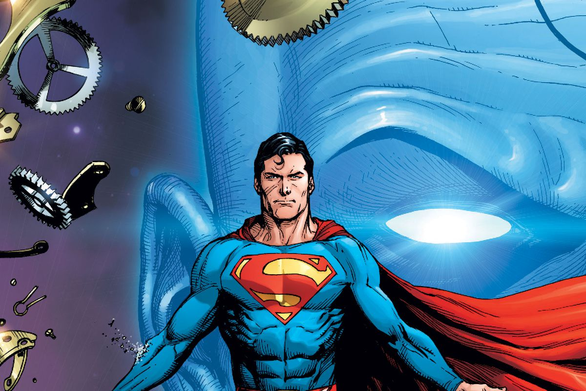 Doomsday Clock 7 Reveals How Doctor Manhattan Changed The Dc