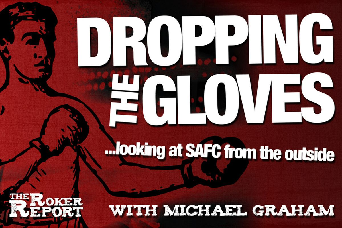 Dropping The Gloves Header