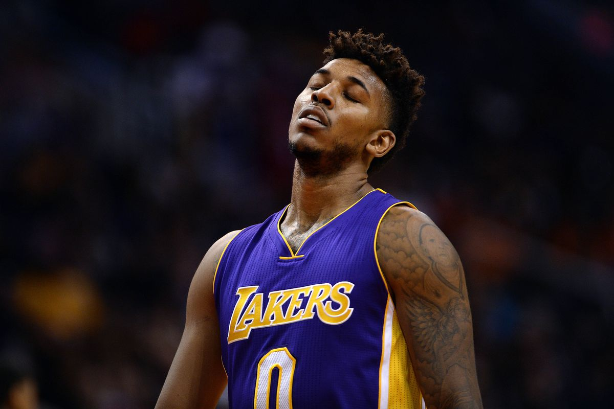 premium selection 329f2 eb2c3 Nick Young isn't a fan of passing or Golden State Warriors ...