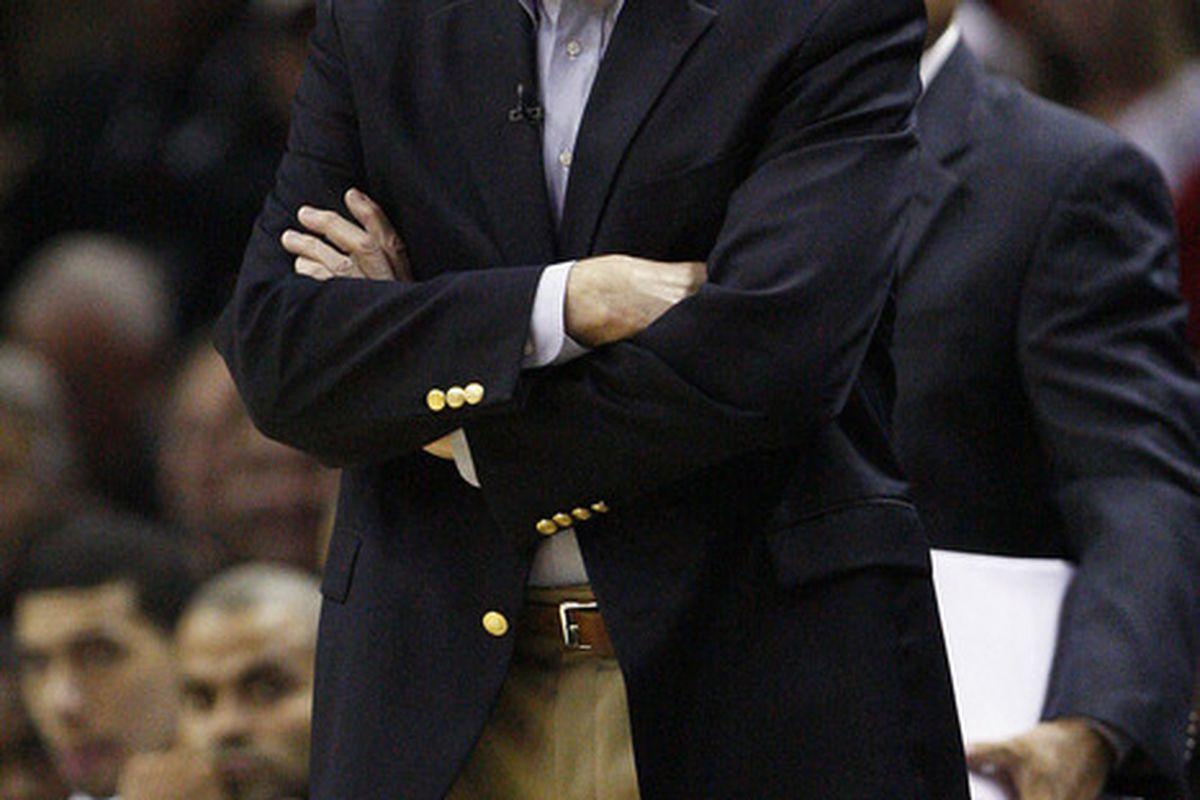 Gregg Popovich. Best coach in the league? Yep.