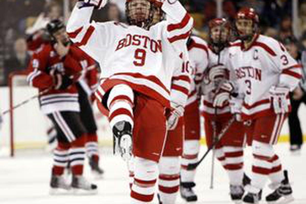 Alex Chiasson celebrating  (AP Photo)