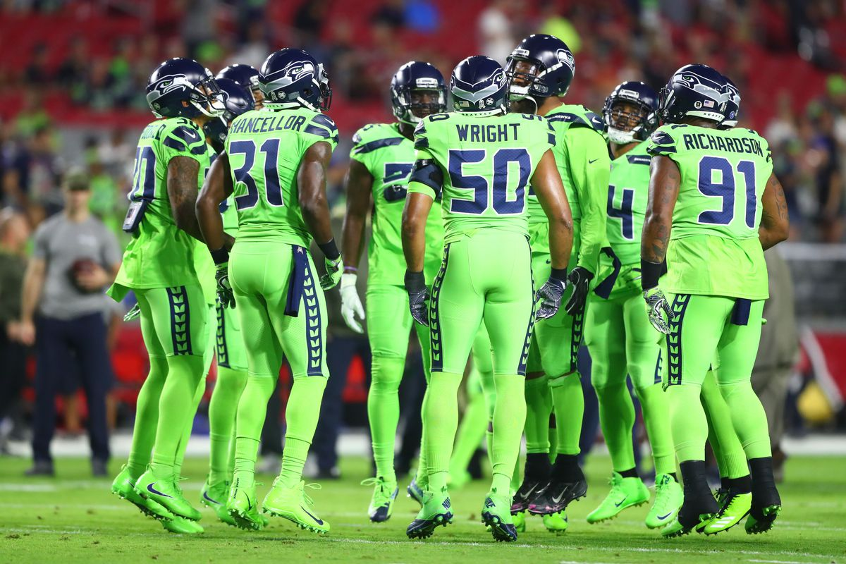 7c90357084e Thursday Night Football: Color Rush is no more, thanks to Fox ...