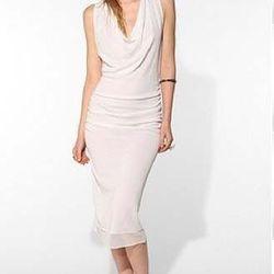 "<a href=""http://www.urbanoutfitters.com/urban/catalog/productdetail.jsp?id=23889157""><b>Urban Outfitters</b> House of Dagmar Kamal Midi Dress</a>, $129.99 (was $249)"