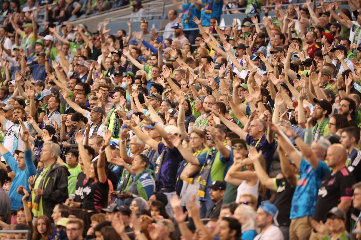 Real Salt Lake v Seattle Sounders FC
