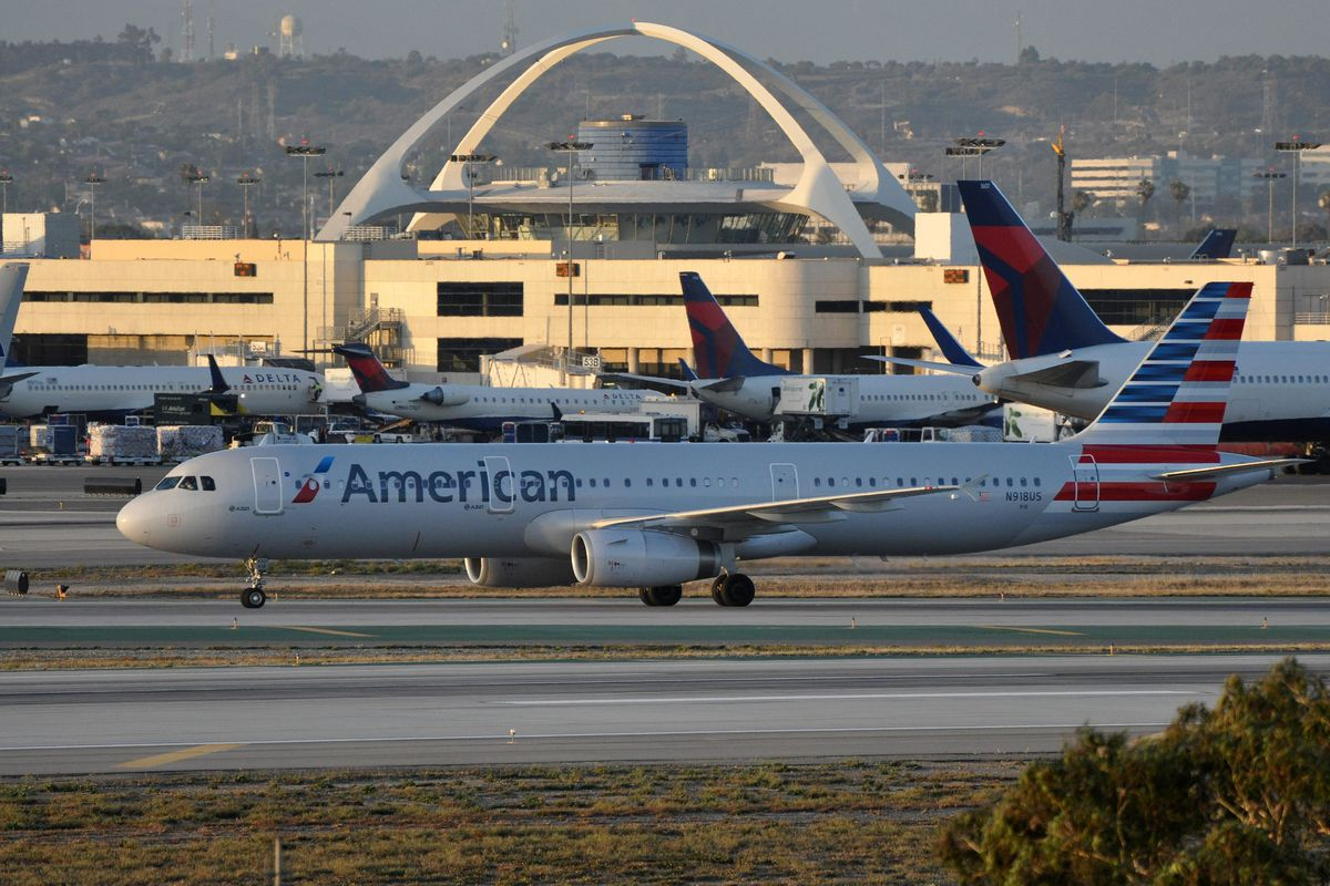 Lax American Airlines Terminals Getting A Big Update