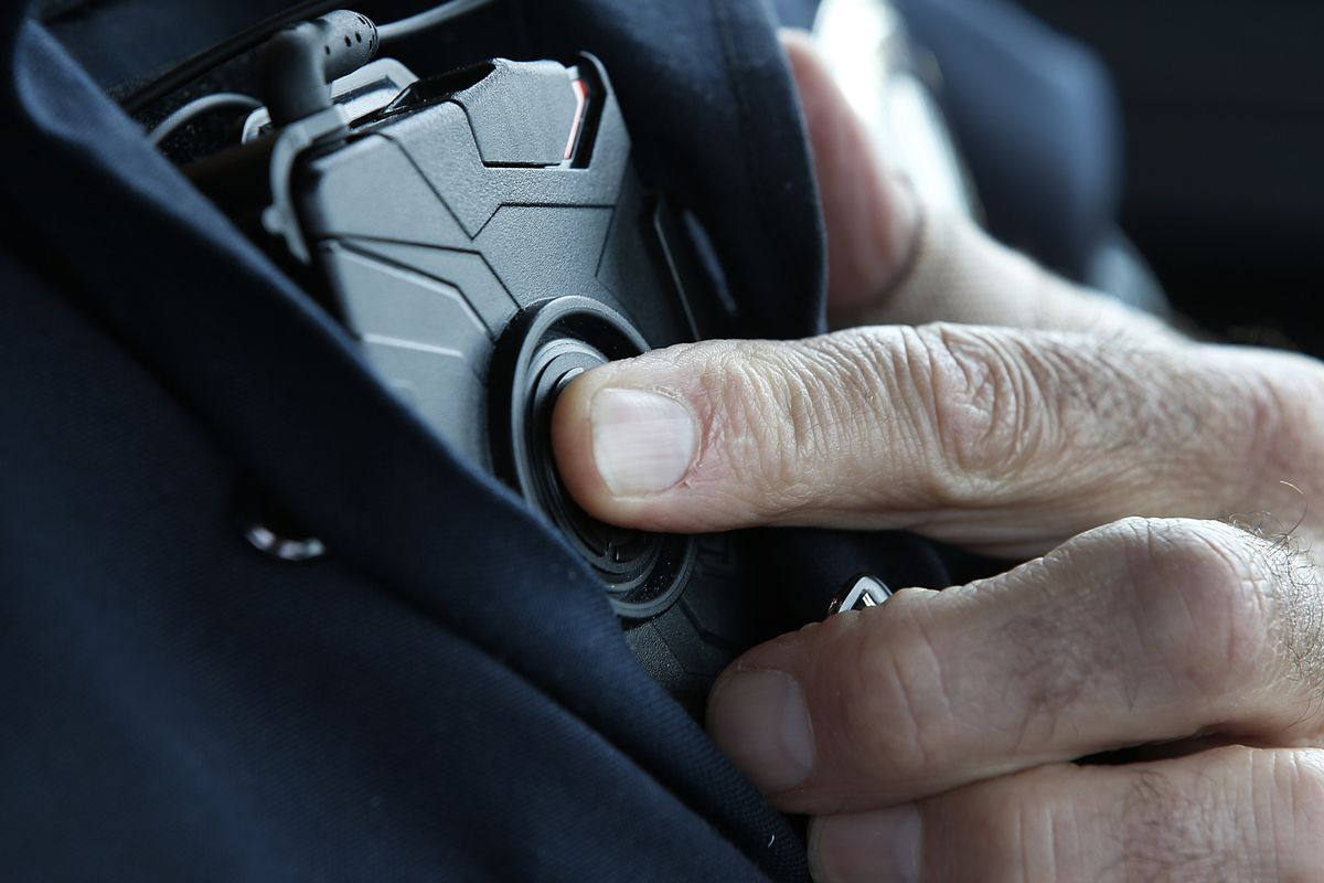 Police Dept. In Utah Town To Outfit Entire Force With Body Cameras