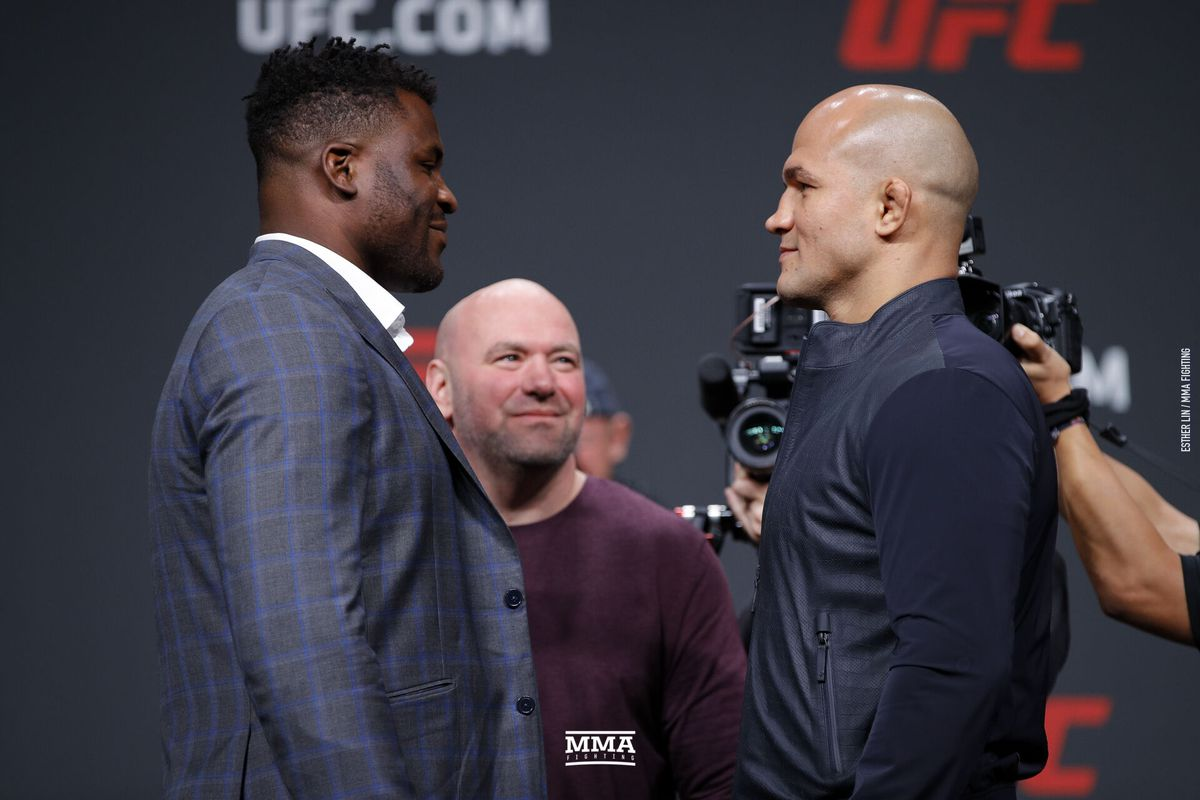 Junior dos Santos foresees one-round clash with Francis Ngannou, 'the most dangerous man in MMA today'