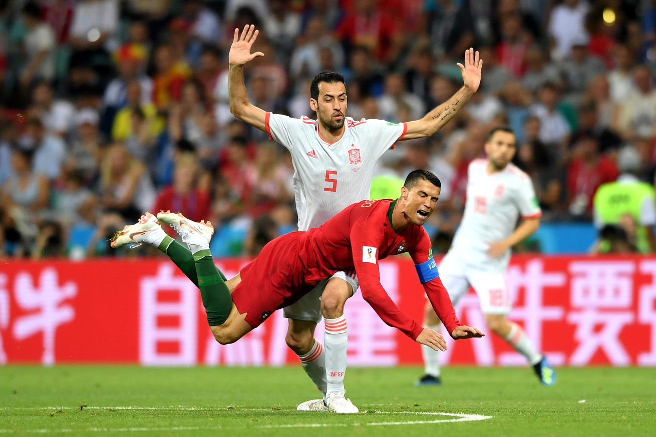 Portugal 3-3 Spain: Thriller