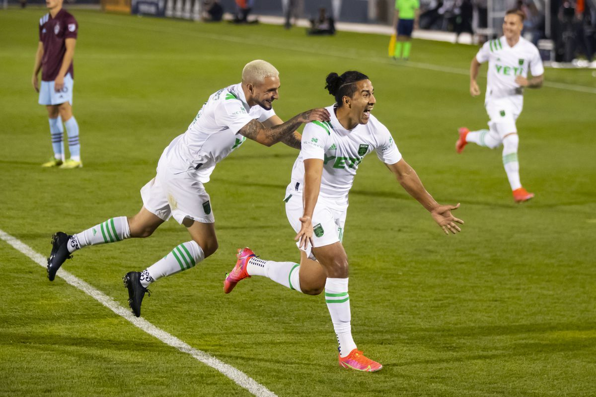 MLS: Austin FC at Colorado Rapids