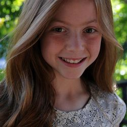 """Lexi Wood, an 11-year-old singer from Murray, is one of several artists who will be performing at MuzArt's """"We Are Hope"""" concert at the LDS Conference Center on Nov. 7."""