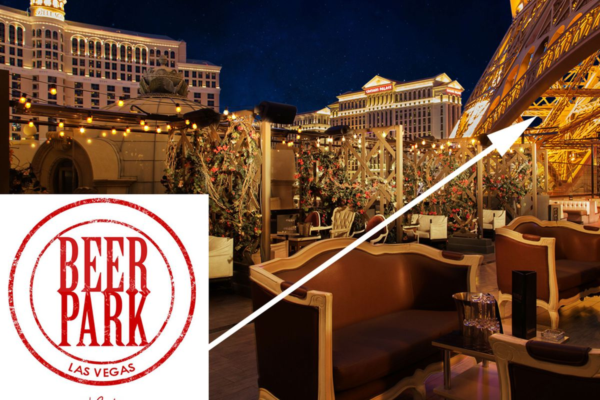 Beer Park to Pour Into Chateau This Fall - Eater Vegas