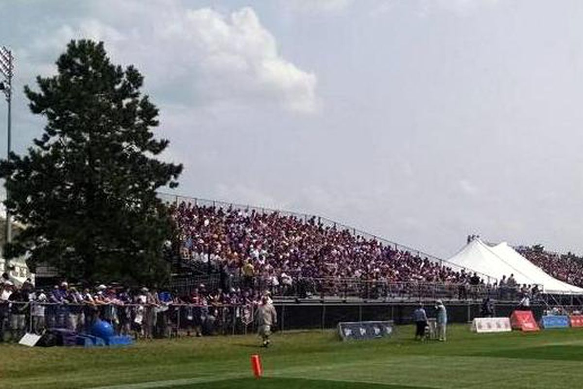 It was another packed house in Mankato on Friday.