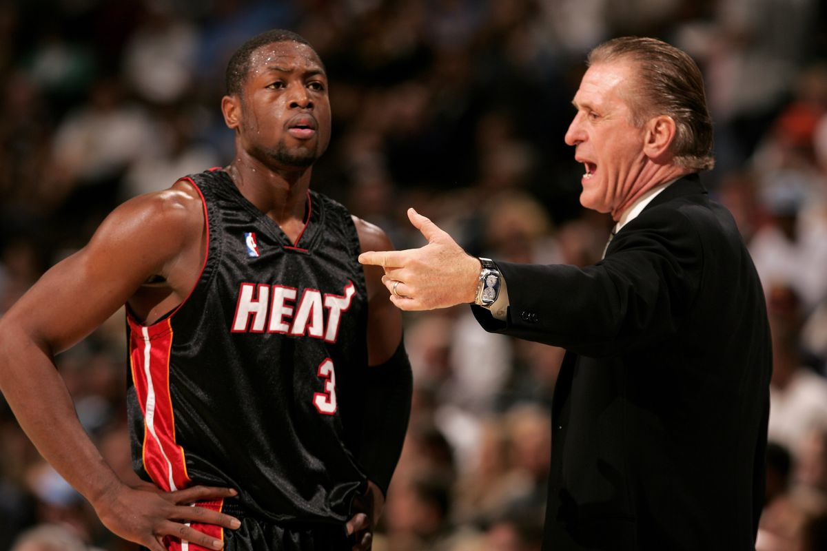 Dwyane Wade fell out with Pat Riley, just like other Heat