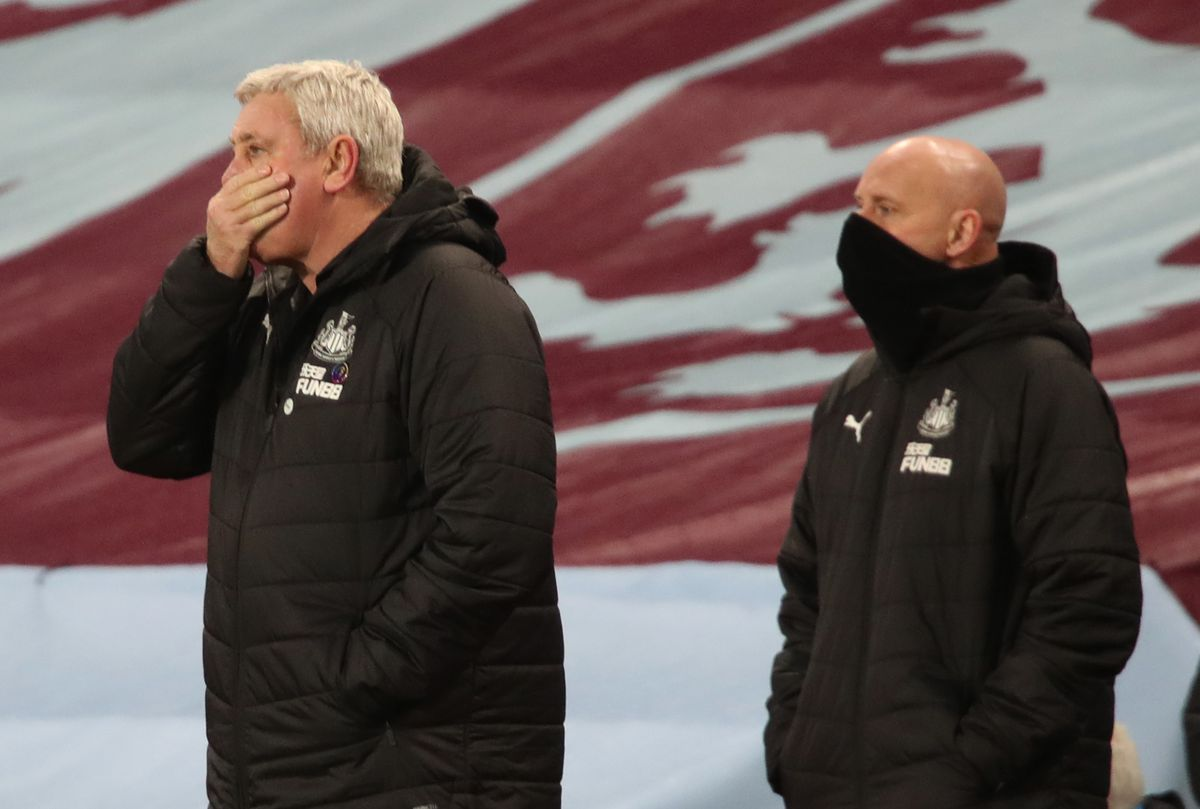 Aston Villa v Newcastle United - Premier League