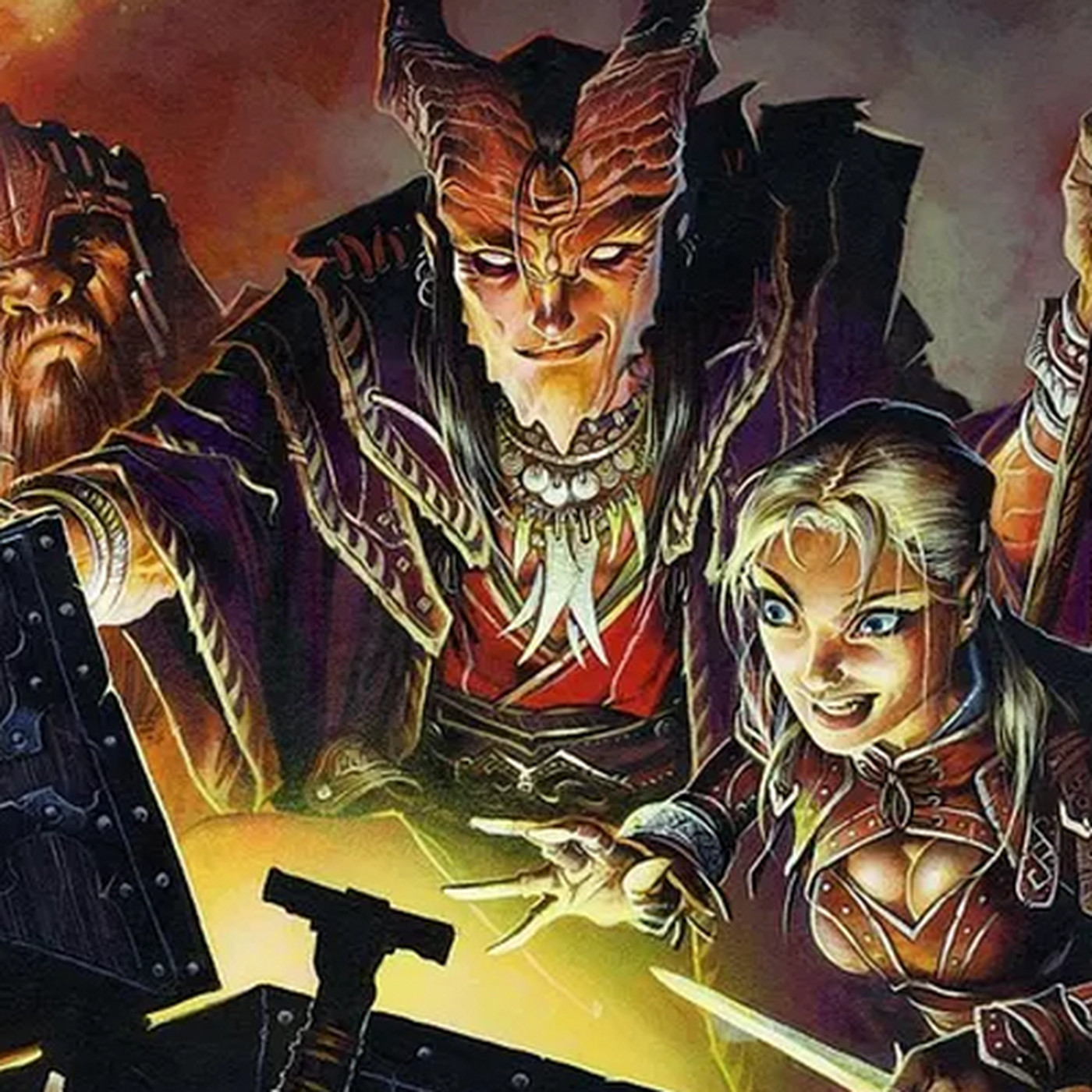 Dungeons & Dragons is finally getting a proper digital app (update