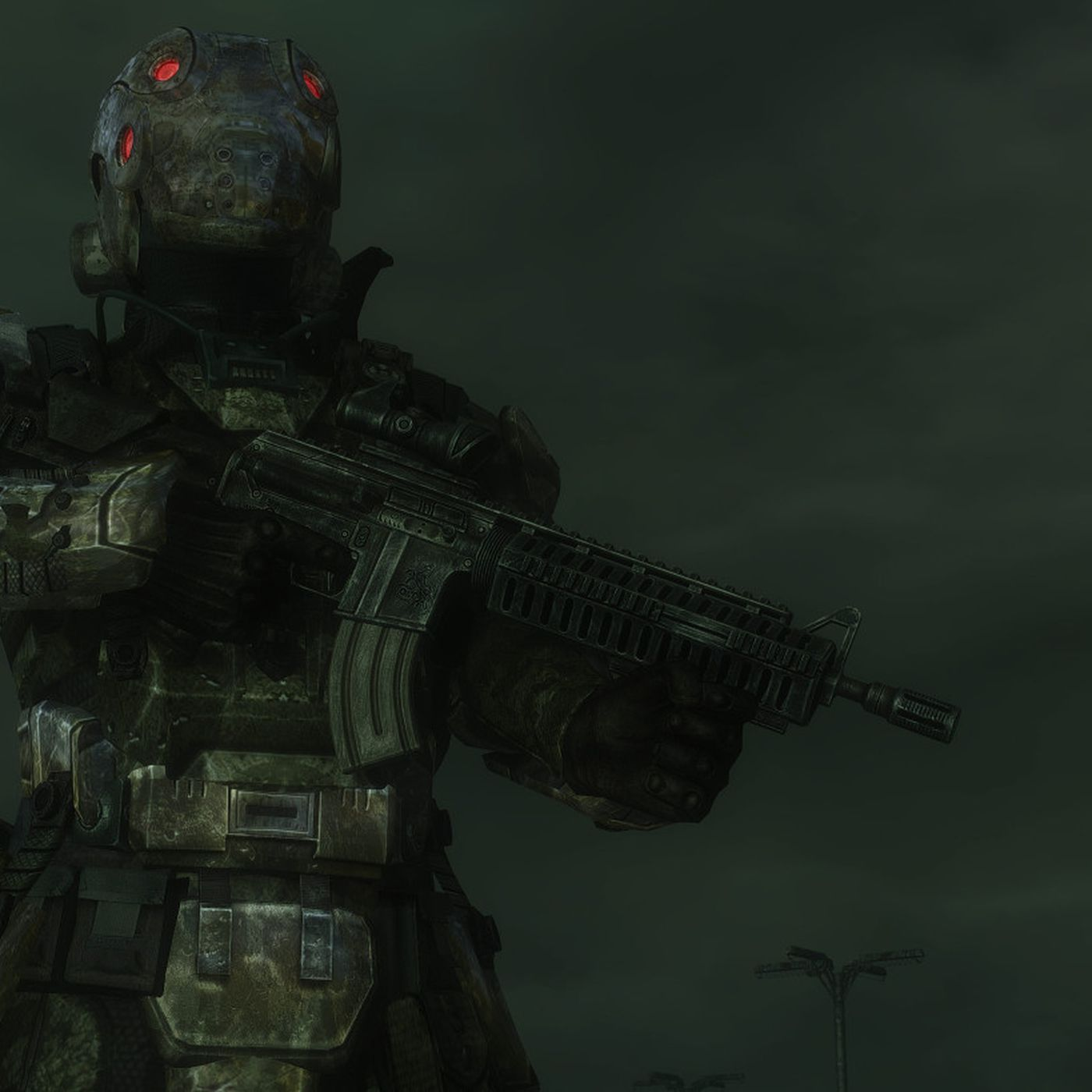 Fallout: New Vegas has two massive mods on the way, and one you can ...