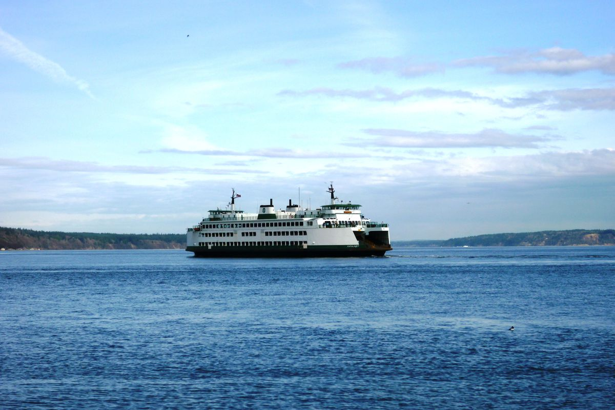 washington state ferries seeking haiku on the 'ferry experience