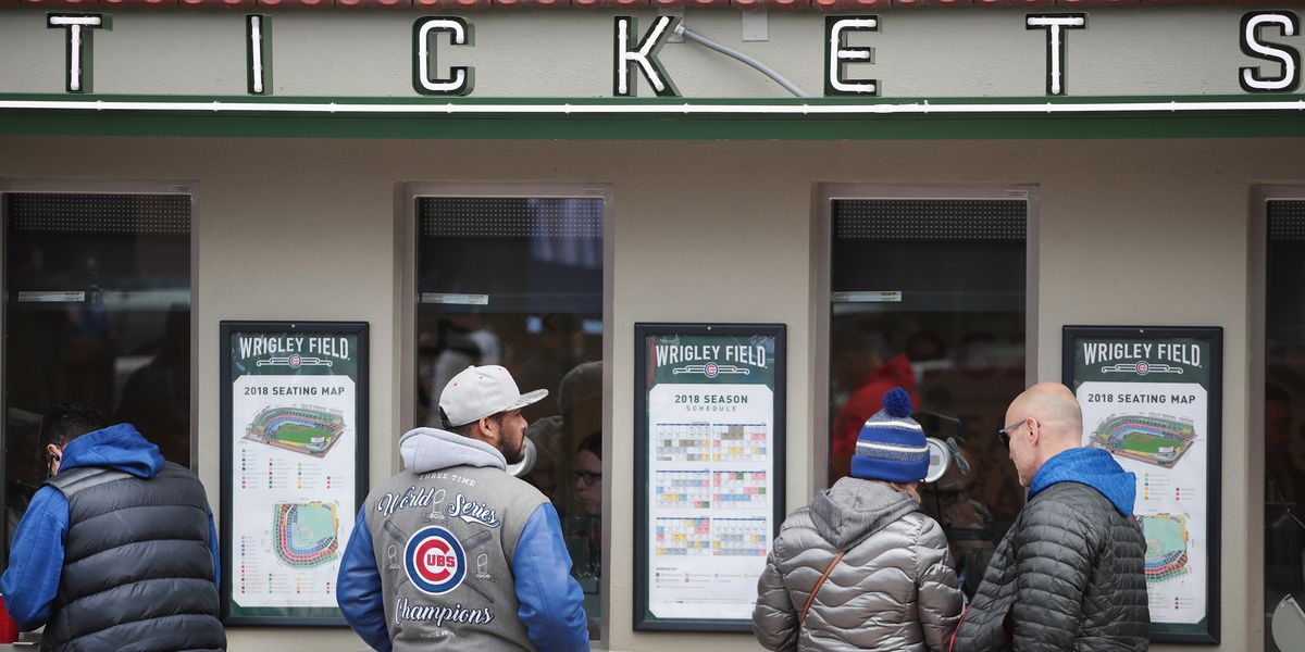 Going to all-digital tickets is a bad idea for the Cubs and