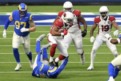 Arizona Cardinals v Los Angeles Rams