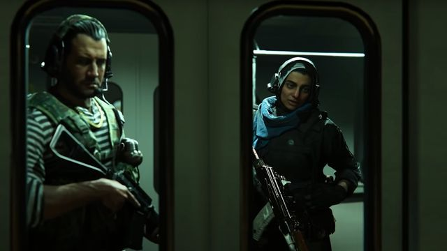 Call of Duty: Warzone's season 6 trailer shows off subways for the first time
