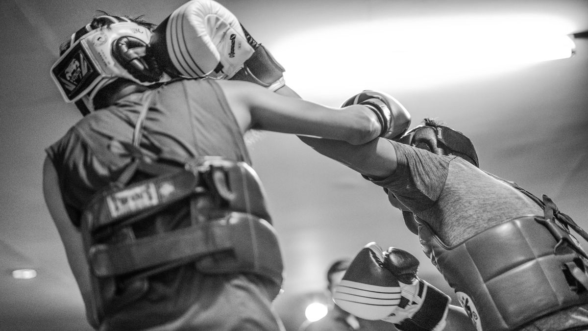 From Writing to Fighting, Muay Thai