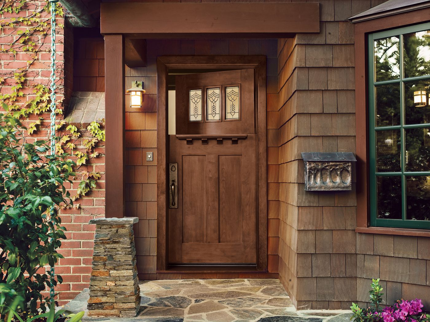All About Fibergl Entry Doors This