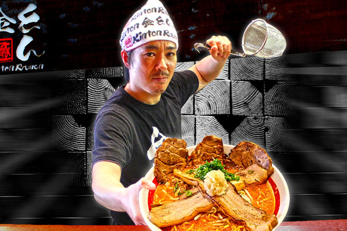 "Kinton Ramen's Nobuaki ""Aki"" Urata"