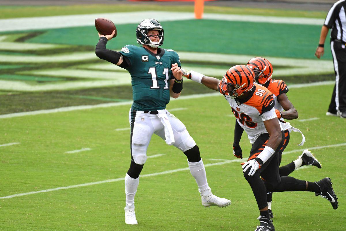 NFL: Cincinnati Bengals at Philadelphia Eagles